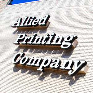 Allied Printing Company - Community