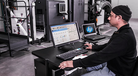 HP T300 High Speed Printer